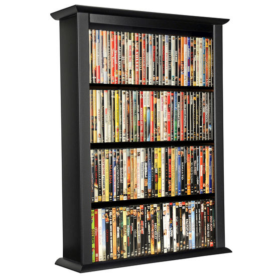 American Furnishings Wall Mounted Cabinet-Single 28'' W x 8-1/2'' D x 36-1/4'' H, Black