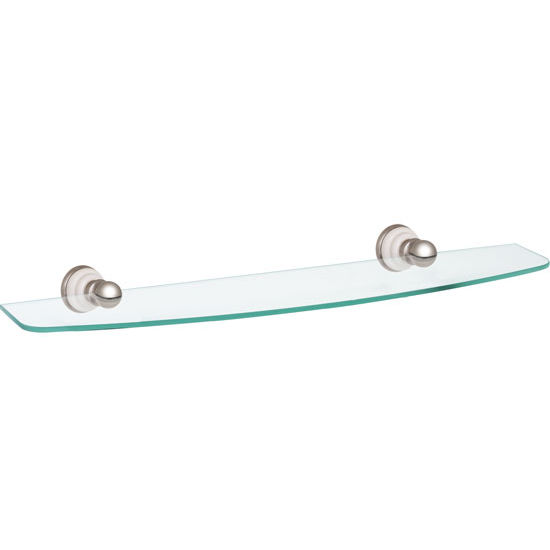 Bathroom Glass Shelves by Alno - Chatham Series | KitchenSource.com
