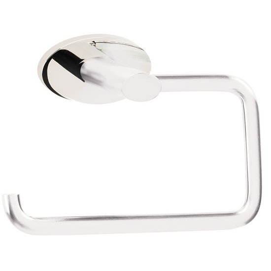 Alno Single Post Bath Tissue Holder, Polished Chrome