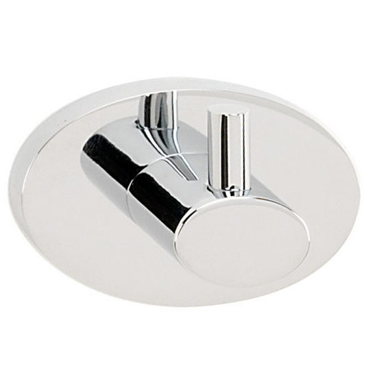 Alno Robe Hook, Polished Chrome