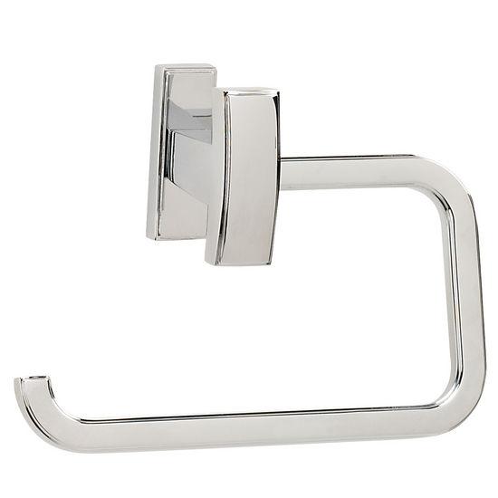 Alno Arch Series Single Post Bath Tissue Holder, Polished Chrome