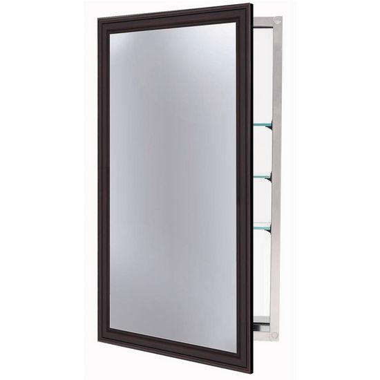 Bathroom Medicine Cabinets - Alno 3000 Series Recessed Bathroom ...