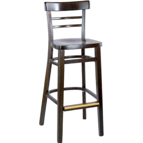 Alston AQ-1105-30/UP-1/UP-2 Ladderback Bar stool