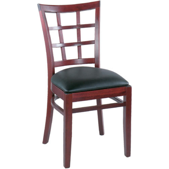 Alston AQ-210-1 Latticeback Chair