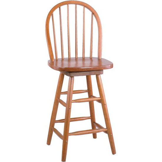 Alston AQ-271-24 Windsor Barstool