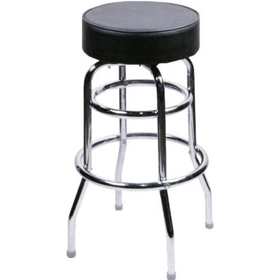 Alston AQ-4201-30-1 Double Ring Bar Stool