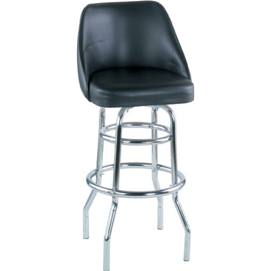 Alston AQ-4213-30-1 Bucket Seat Bar Stool