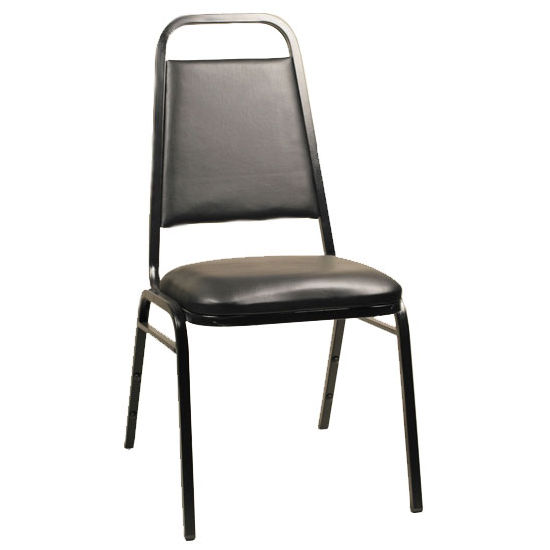 Alston AQ-4500-1 Square Back Stacking Chair