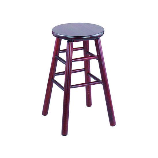 Alston Solid Wood Backless Bar Stool : aq 8530 24 l s3 from www.kitchensource.com size 550 x 550 jpeg 22kB