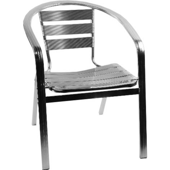 Alston Aluminum Armchair