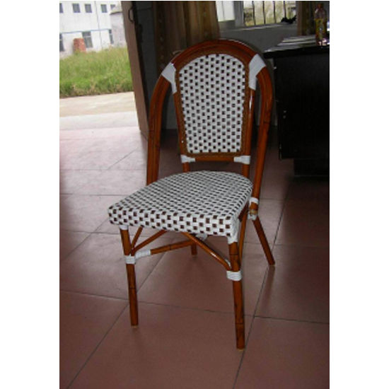 Alston - Aluminum Bamboo Style Chair