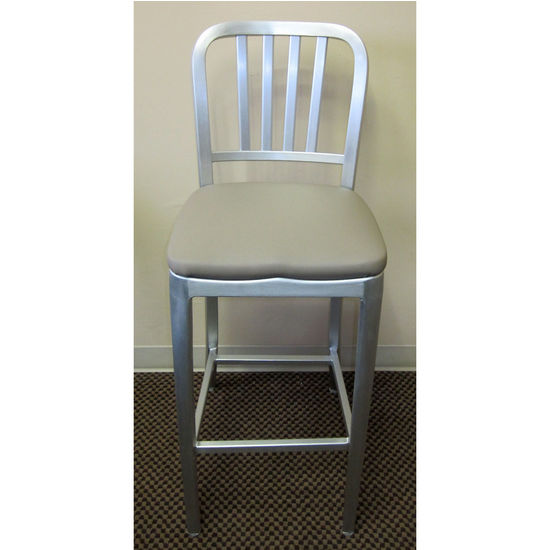 Alston Aluminum Dining Stool