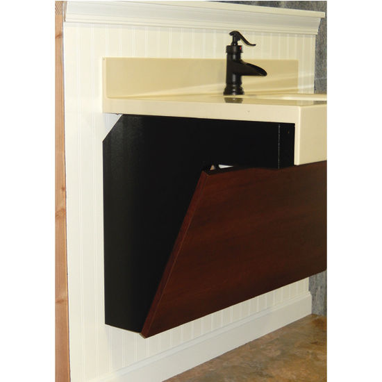 Imported Or Usa Made 21 Quot Ada Vanity Bracket In Black