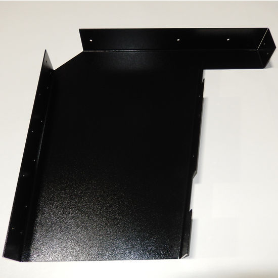 Imported Or Usa Made 23 Quot Ada Vanity Bracket In Black