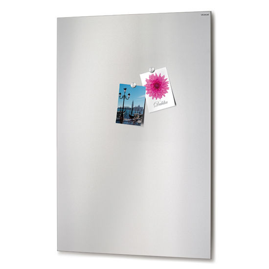 Blomus Muro Collection Magnet Board in Brushed Stainless Steel, 23-3/5'' W x 35-2/5'' H
