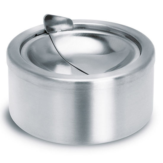 "Blomus Ashtray With Lid, 12cm (4-7/10"")"