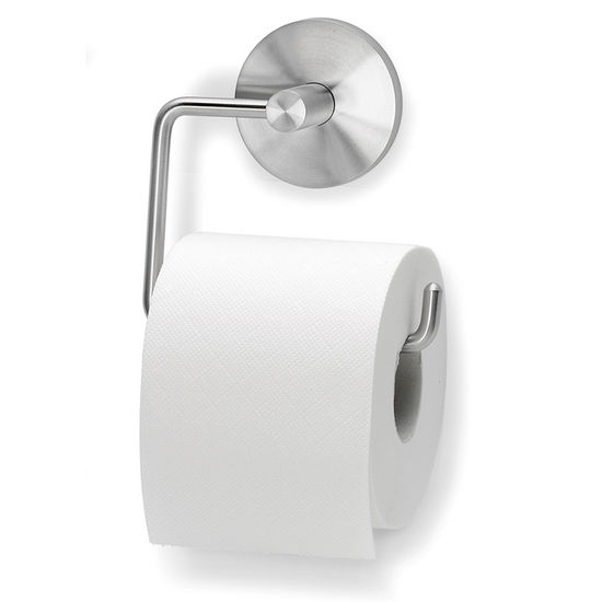 Blomus Primo Brushed Stainless Steel Toilet Roll Holder