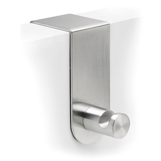 Blomus Primo Brushed Stainless Steel Over Door Hook 1,6""