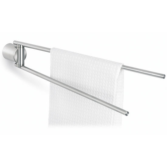 Blomus Duo Brushed Stainless Steel Towel Rack