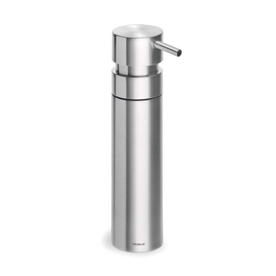 Blomus Nexio Soap Dispenser, Brushed Stainless Steel