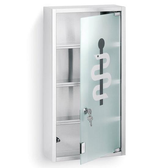 Blomus - Nexio Medicine Cabinets with Emblem