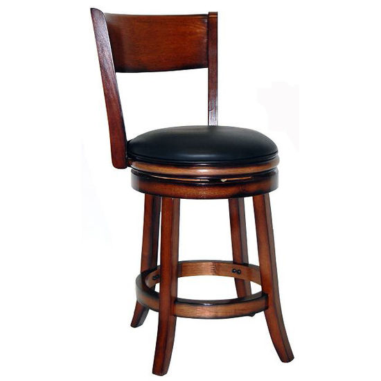 "Boraam Industries ""Palmetto"" 24"" Bar Stool"