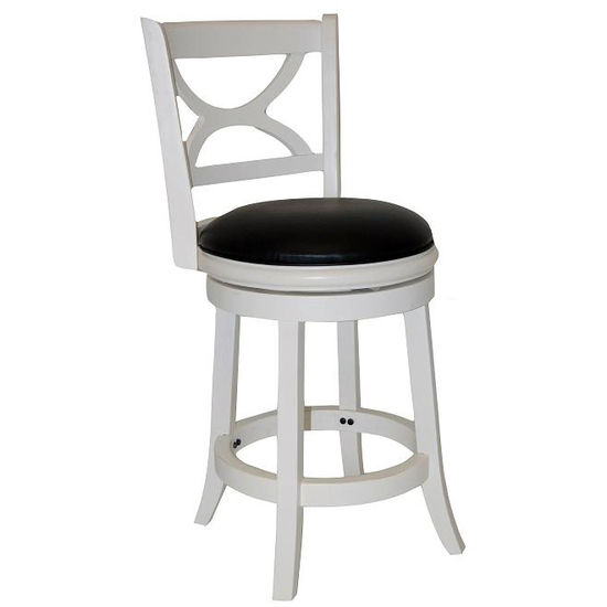 "Boraam Industries 24"" ""Florence"" Bar Stool"