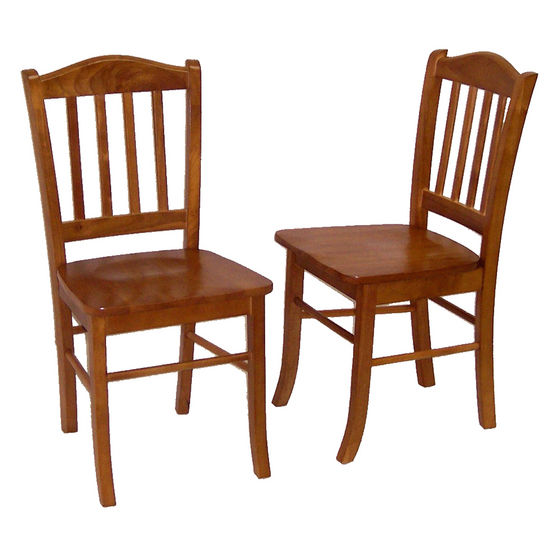 Boraam Industries Pair of Shaker Dining Chairs