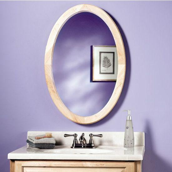 Dunhill Oval Framed Bathroom Cabinet By Jensen (Formerly Jensen)
