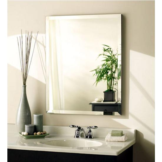 Gallery Oversized Frameless Bathroom Medicine Cabinets By