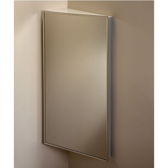 Corner Surface Mount Bathroom Medicine Cabinets by Broan
