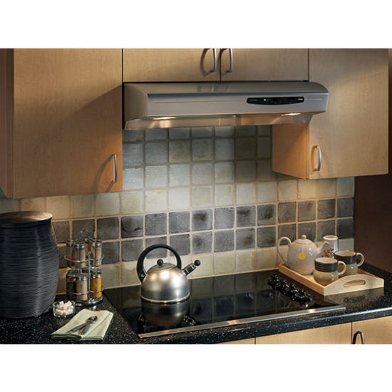 Broan Allure QS1 Economy Series Under Cabinet Mount Range Hoods