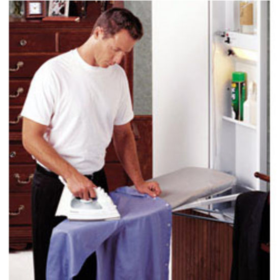 Ironing Boards Broan Built In Ironing Center Model