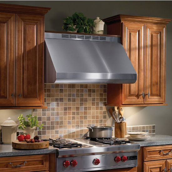 ductless range hood under cabinet range hoods elite pro style e60 18 h wall mount canopy 15078