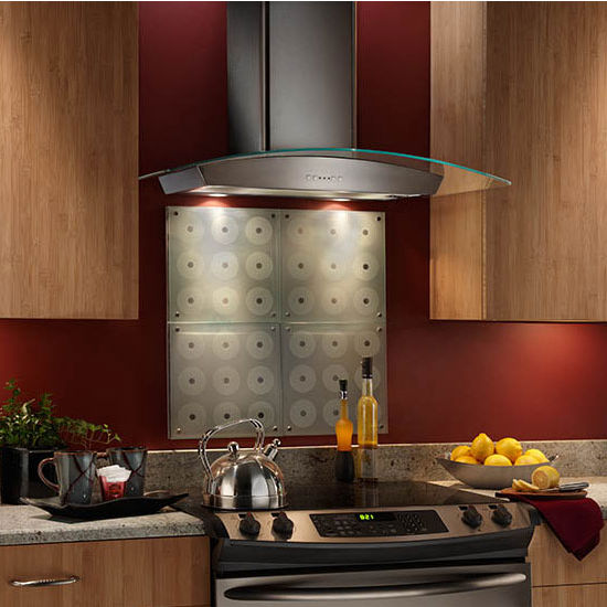 Range Hoods Broan Elite Ew56 Series Wall Mount Chimney