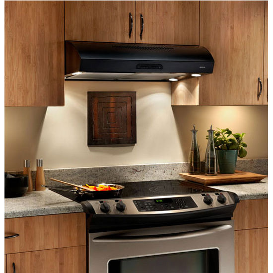 Range Hoods Evolution Qp2 Series Under Cabinet Mount