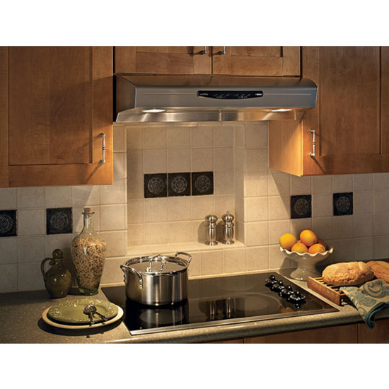Broan Allure QS2 Series Under Cabinet Range Hoods