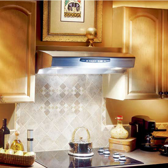 Broan Allure QS3 Series Under Cabinet Range Hoods