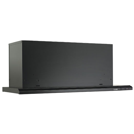 "Broan Silhouette Under Cabinet Mount Range Hood, 30"", 300 CFM, Available in Multiple Finishes"