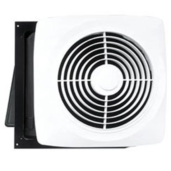 Broan Motordor Through Wall Utility Fan, 360 CFM