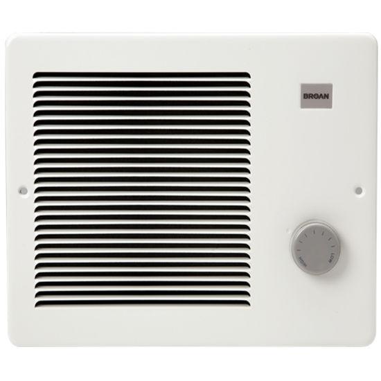 Broan 1000W Comfort-Flo Wall Heater, 120 VAC