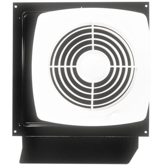 Broan Through Wall Discharge Utility Fan, 180 CFM