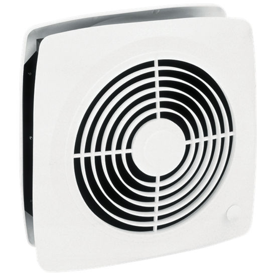 Broan Room to Room Utility Wall Fan, 380 CFM