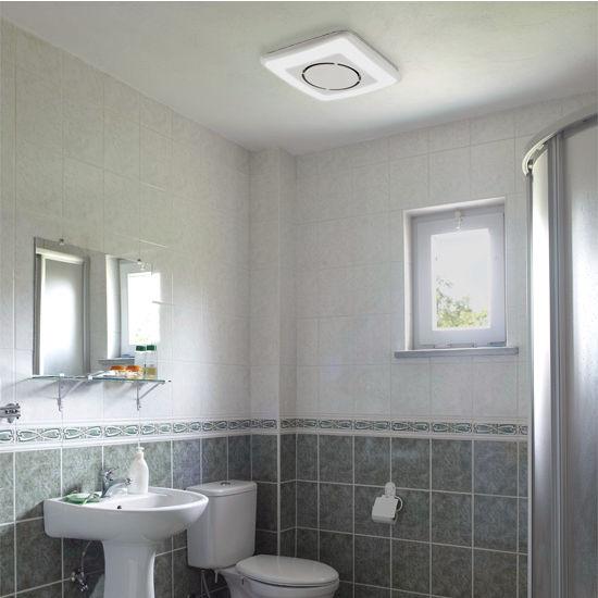 NuTone 110 CFM Fan/Light with Soft Surround ™ Led Lighting Technology, 1.5 Sones, Energy Star ®
