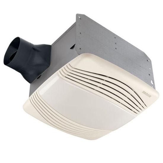 bathroom fans qtr qtre series ventilation fan w light night. Black Bedroom Furniture Sets. Home Design Ideas