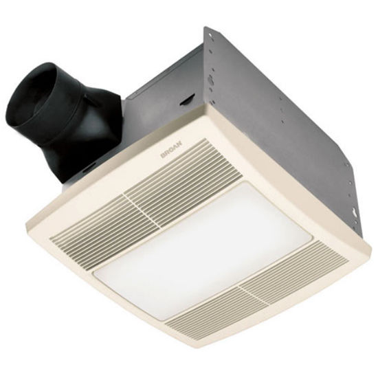 Bathroom Fans Qtr Qtre Series Ventilation Fan W Light Night Light By Broan