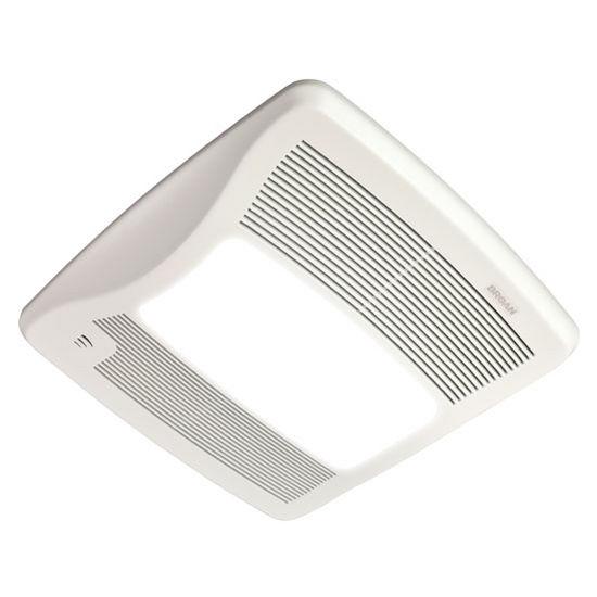 brl zb110hl bathroom fans ultra green 110 cfm humidity sensing multi speed. Black Bedroom Furniture Sets. Home Design Ideas