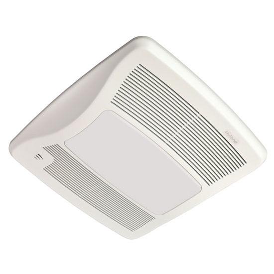 Shop Broan 0 3 Sone 110 Cfm White Bathroom Fan Energy Star: BRL-ZN110HL Bathroom Fans Ultra Green ™ 110 CFM Humidity