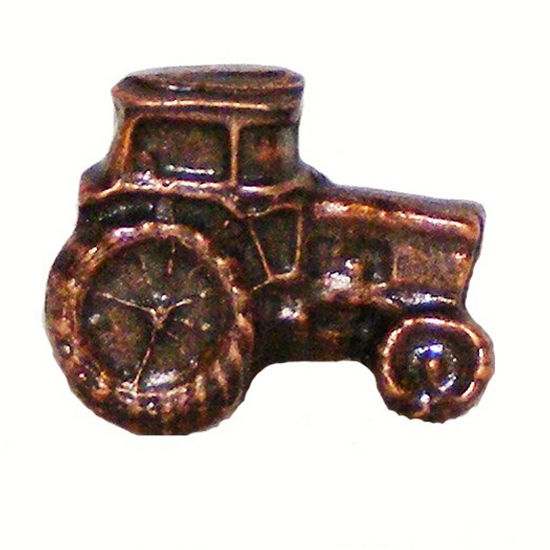 BS-114 Whimsical Collection Tractor Cabinet Knob 1-7/16'' (37mm ...