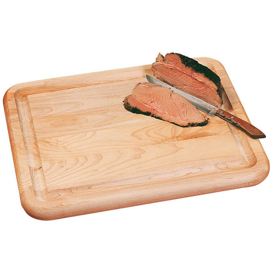 Reversible Carver Gourmet Chopping Block